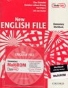 Oxenden, Latham-Koenig, Seligson: New English File Elementary WB with key and MultiROM Pack
