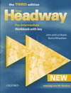 Liz, John Soars / THIRD edition: New Headway - Pre-intermediate - Workbook with key