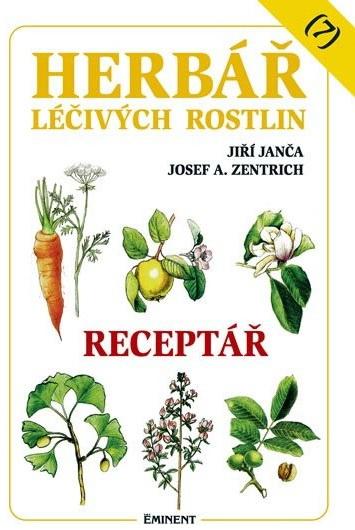 Janča, Zentrich: Herbář léčivých rostlin - komplet 1-7 díl