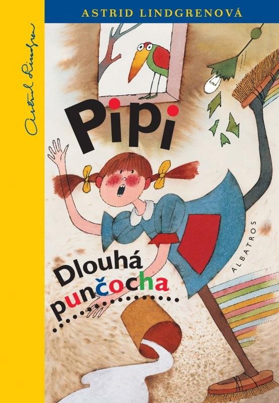 Astrid Lindgrenová: Pipi Dlouhá punčocha