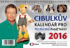 Aleš Cibulka: Cibulkův kalendář pro televizní pam 2016