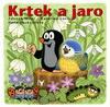 Zdeněk Miler: Krtek a jaro - Leporelo - Albatros