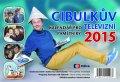 Aleš Cibulka: Cibulkův kalendář pro televizní pamětníky 2015