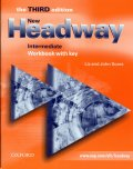 Liz, John Soars / THIRD edition: New Headway - Intermediate - Workbook with key