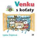 Ljuba Štíplová: Venku s koťaty - Albatros