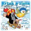 Zdeněk Miler: Krtek a zima - Leporelo - Albatros