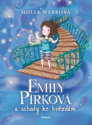 Holly Webbová: Emily Pírková a schody ke hvězdám
