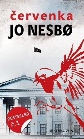 Jo Nesbo: Červenka (paperback)