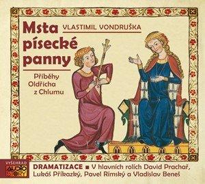 Vlastimil Vondruška: Msta písecké panny (audiokniha)