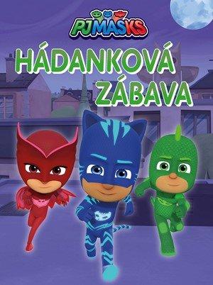 kolektiv: Pyžamasky - Hádanková zábava