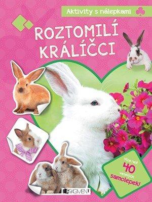 kolektiv: Aktivity s nálepkami – Roztomilí králíčci
