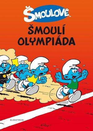 : Šmoulí olympiáda - komiks