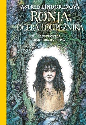 Astrid Lindgrenová: Ronja, dcera loupežníka