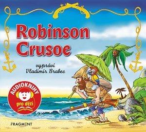 Jana Eislerová: Robinson Crusoe (audiokniha pro děti)