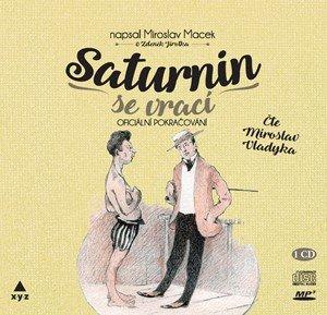 Miroslav  Macek: Saturnin se vrací (audiokniha)