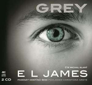 E L James: Grey (audiokniha)