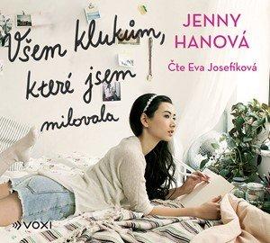 Jenny Hanová: Všem klukům, které jsem milovala (audiokniha)