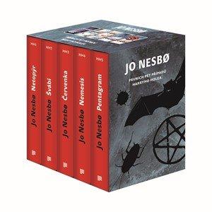 Jo Nesbo: Jo Nesbo box