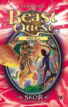 Adam Blade: Skor, okřídlený hřebec - Beast Quest (14)