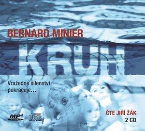 Bernard Minier: Kruh (audiokniha)