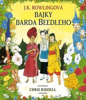 J. K. Rowlingová: Bajky barda Beedleho - ilustrované vydání