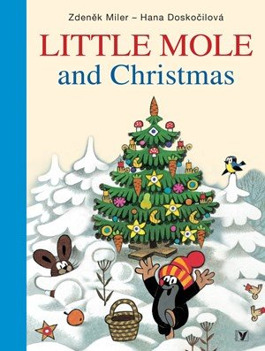 Hana Doskočilová: Little Mole and Christmas