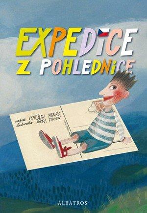 Vratislav Maňák: Expedice z pohlednice