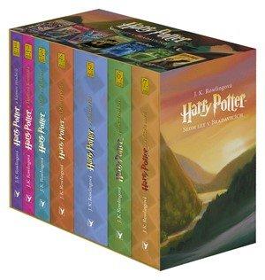 J. K. Rowlingová: Harry Potter box 1-7