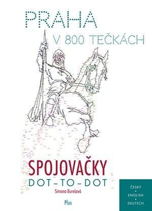 autora nemá: Spojovačky: Praha v 800 tečkách