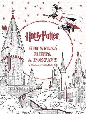 J. K. Rowlingová: Harry Potter: Kouzelná místa a postavy