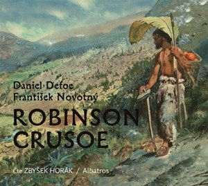 Daniel Defoe: Robinson Crusoe (audiokniha pro děti)