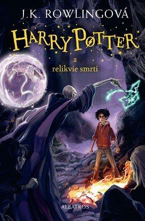 J. K. Rowlingová: Harry Potter a relikvie smrti