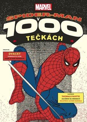 Thomas Pavitte: Marvel: Spider-man v 1000 tečkách