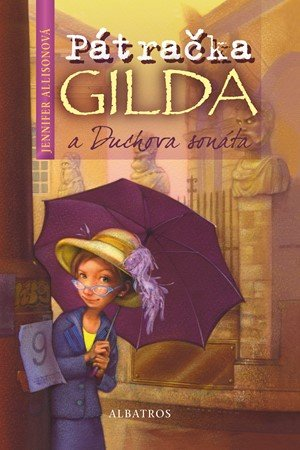 Jennifer Allisonová: Pátračka Gilda a Duchova sonáta