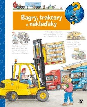 Andrea Erne: Bagry, traktory a náklaďáky