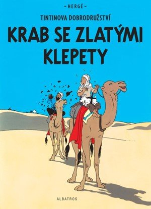 Hergé: Tintin 9 - Krab se zlatými klepety