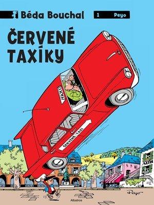 Peyo: Béda Bouchal - Červené taxíky