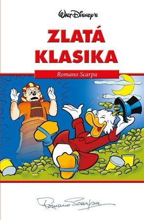 Walt Disney, Romano Scarpa: Disney Zlatá klasika Romano Scarpa