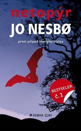 Jo Nesbo: Netopýr (paperback)