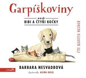 Barbara Nesvadbová: Garpíškoviny (audiokniha)