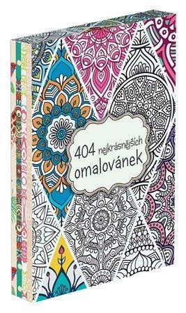 autora  nemá: 404 nejkrásnějších omalovánek BOX