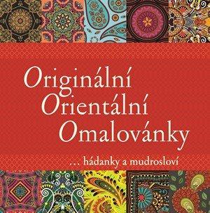 : Originální Orientální Omalovánky