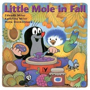 Hana Doskočilová: Little Mole in Fall