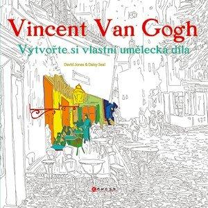 kolektiv: Vincent van Gogh: Vytvořte si vlastní umělecká díla