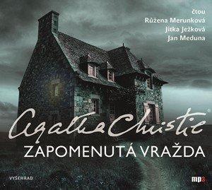 Agatha Christie: Zapomenutá vražda  (audiokniha)