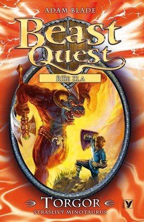 Adam Blade: Torgor, strašlivý minotaurus - Beast Quest (13)