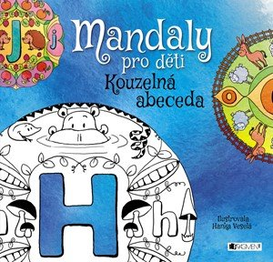 autora  nemá: Mandaly pro děti - Kouzelná abeceda