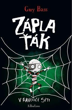 Guy Bass: Záplaťák v pavoučí síti