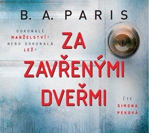 B. A. Paris: Za zavřenými dveřmi (audiokniha)