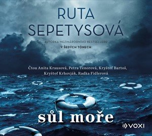 Ruta Sepetysová: Sůl moře (audiokniha)